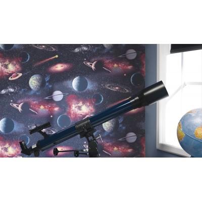 Ταπετσαρία τοίχου Rasch Kids & Teens III  815429 Πλανήτες 10,05x0,53