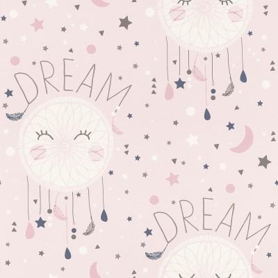 Ταπετσαρία τοίχου Rasch Bambino XVIII  248753 Παιδικό όνειρο 10,05x0,53
