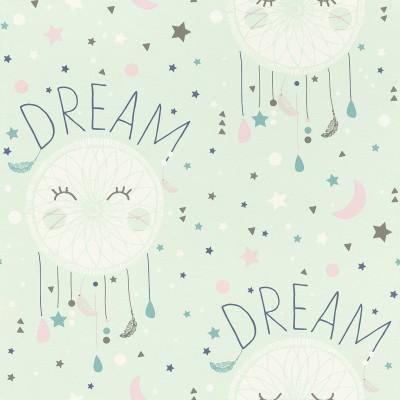 Ταπετσαρία τοίχου Rasch Bambino XVIII  248760 Παιδικό όνειρο 10,05x0,53