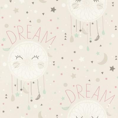 Ταπετσαρία τοίχου Rasch Bambino XVIII  248777 Παιδικό όνειρο 10,05x0,53