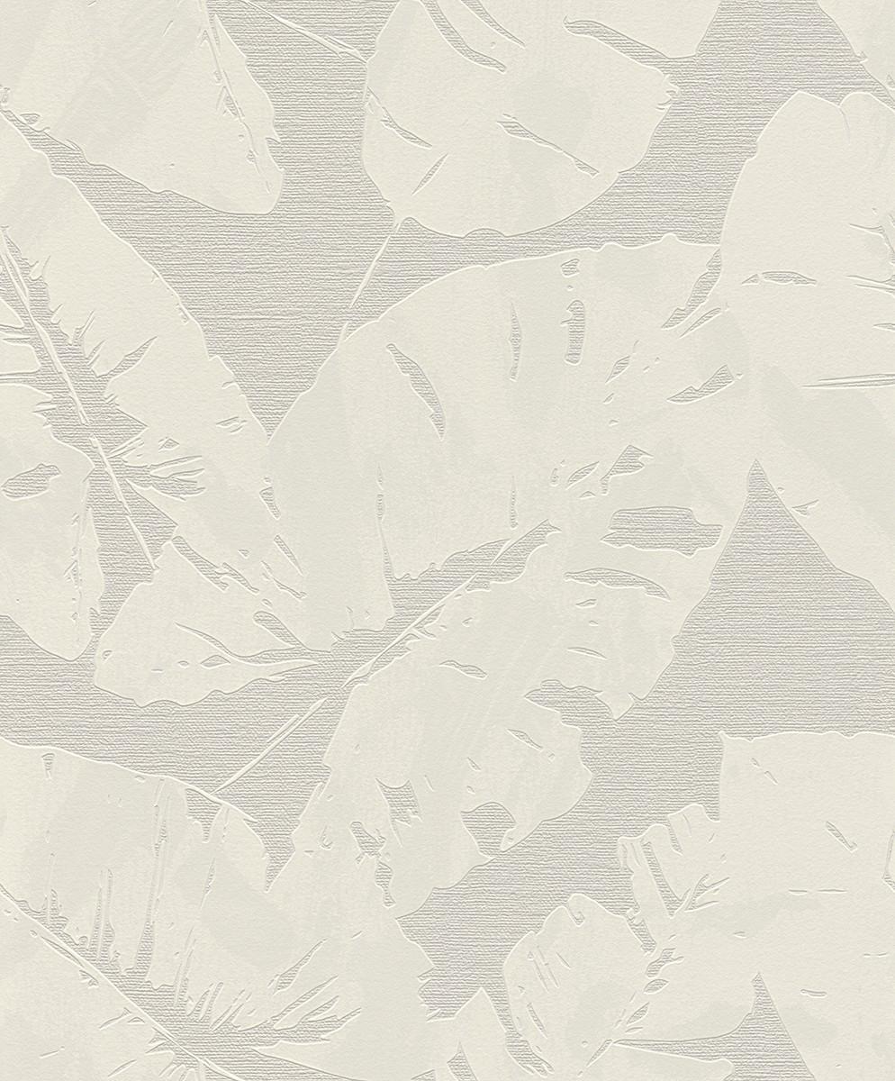 Ταπετσαρία τοίχου Rasch Hotspot  805208 Τροπικά φύλλα 10,05x0,53
