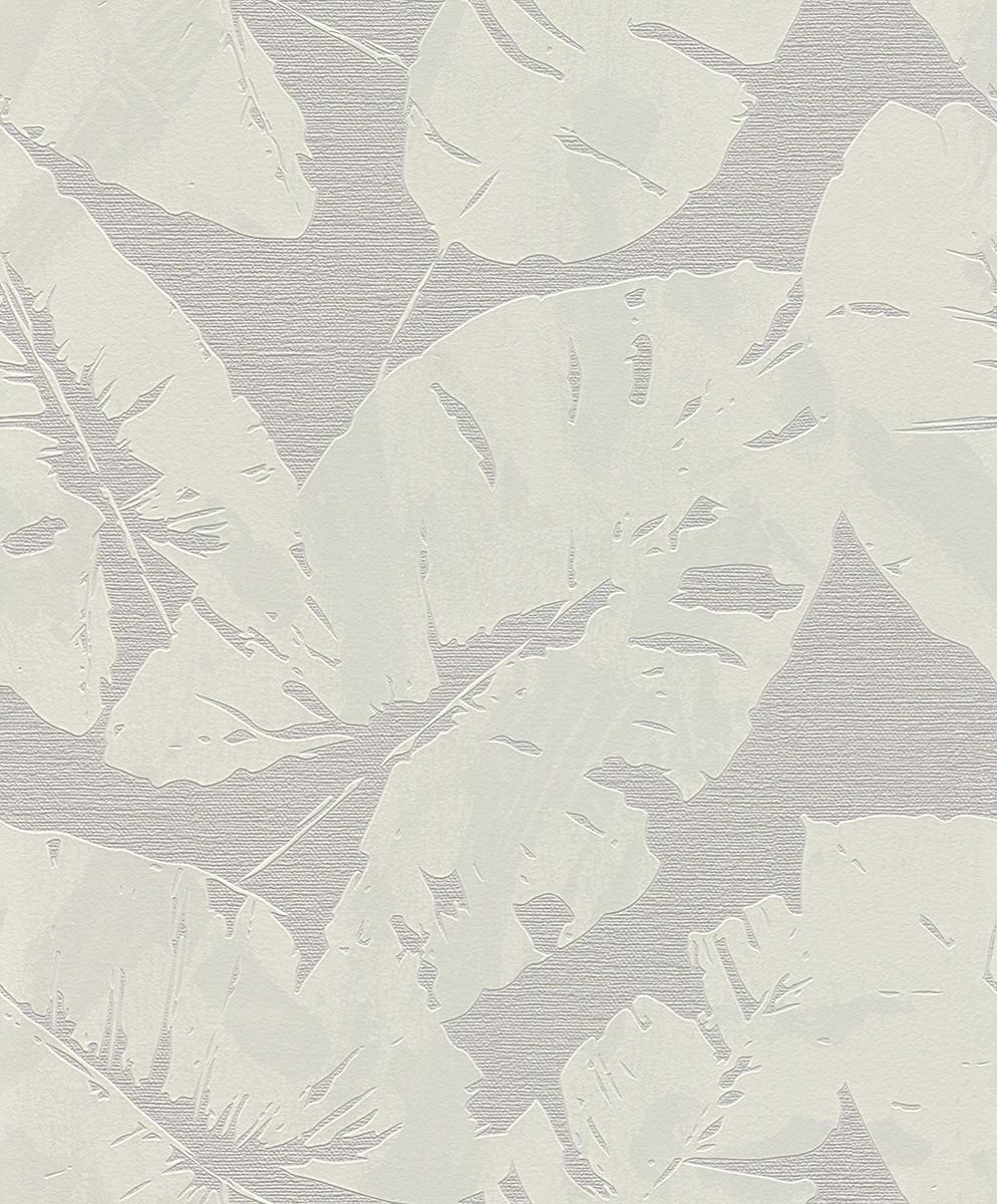 Ταπετσαρία τοίχου Rasch Hotspot  805215 Τροπικά φύλλα 10,05x0,53