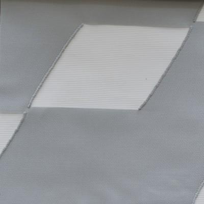 Διπλό ρόλερ 3D Zebra Cube Γκρι Anartisi