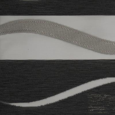Διπλό ρόλερ 3D Zebra Surf  Γκρι/ασημί Anartisi