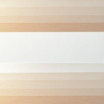Διπλό ρόλερ Zebra ZO 59 Κρέμ/Μπεζ Ρίγα