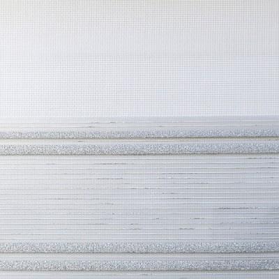 Διπλό ρόλερ Zebra ZP 53  Άσπρο/Ασημί
