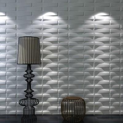 Διακόσμηση τοίχου πάνελ 3D BASKET