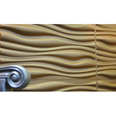 Διακόσμηση τοίχου πάνελ 3D WAVES