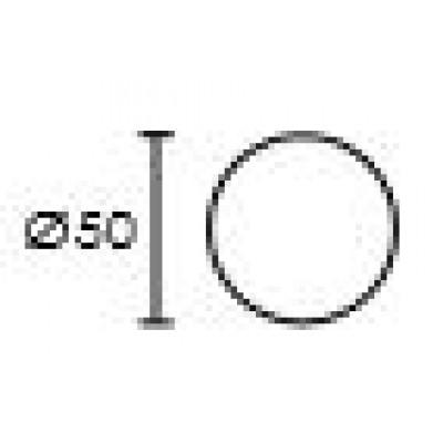 Ροζέτα Πόρτας Conset C245 σε νίκελ ματ/χρώμιο, χρυσό/χρυσό ματ και αντικέ ματ