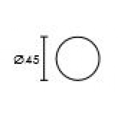 Ροζέτα Πόρτας Conset C185 σε νίκελ ματ, χρυσό ματ και αντικέ