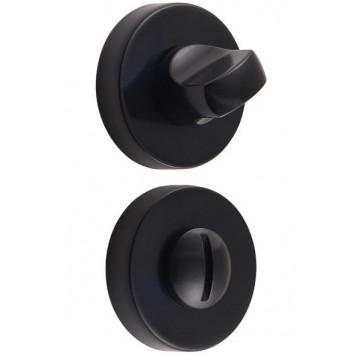 Αξεσουάρ Πόρτας Μπάνιου Viometale 460 (κλείστρο w.c) μαύρο ματ