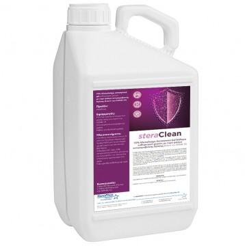 Αντισηπτικό 75% Αλκοολούχο Gel Χεριών  steraClean  3 L