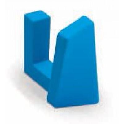 Κρεμάστρα τοίχου Conset C1087 μπλε