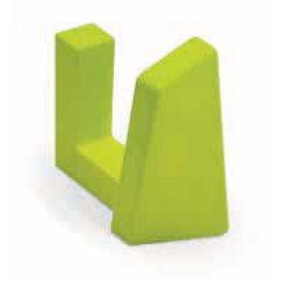 Κρεμάστρα τοίχου Conset C1087 πράσινο