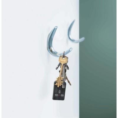 Κρεμάστρα τοίχου Conset C1097 σε χρώμιο