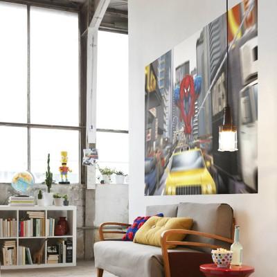 Φωτοταπετσαρία τοίχου Spiderman MARVEL 184x127cm