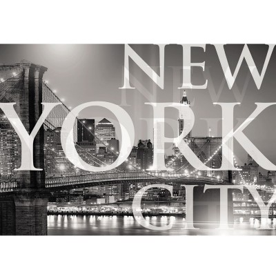 Φωτοταπετσαρία τοίχου NEW YORK (Νέα Υόρκη) 184x127cm