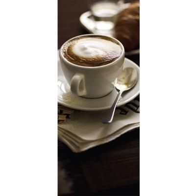 Φωτοταπετσαρία τοίχου Καφές 92x220cm