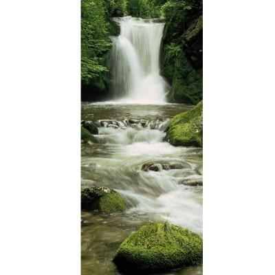 Φωτοταπετσαρία τοίχου Καταρράκτης Ellowa (φύση) 97x220cm