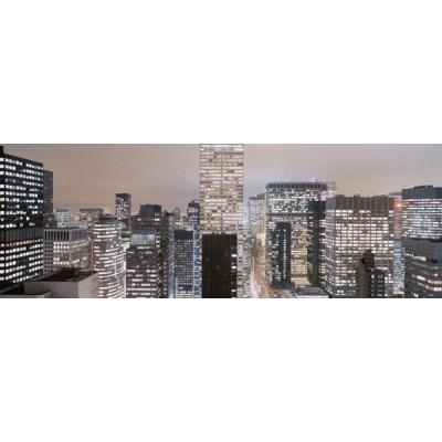 Φωτοταπετσαρία τοίχου Πρωτεύουσα της Νέας Υόρκης (NEW YORK) 368x127cm