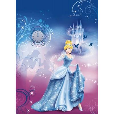 Φωτοταπετσαρία τοίχου παιδική Cinderella's (PRINCESS) DISNEY184x254cm