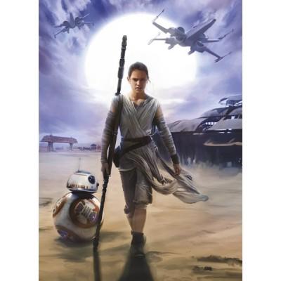 Φωτοταπετσαρία τοίχου παιδική Star Wars 184x254cm