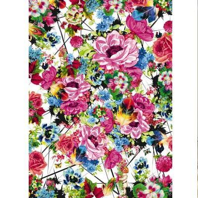 Φωτοταπετσαρία τοίχου 4-749 Ρομαντικό φλοράλ (flowers) 154x254cm