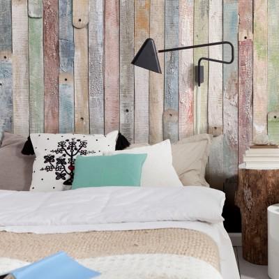 Φωτοταπετσαρία τοίχου Komar 4-910 Vintage Wood 184x254cm