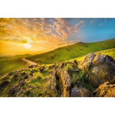 Φωτοταπετσαρία τοίχου Ανατολή στο Βουνό (National Geographic) 368x254cm