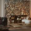 Φωτοταπετσαρία τοίχου Φυσική πέτρα 368x254cm