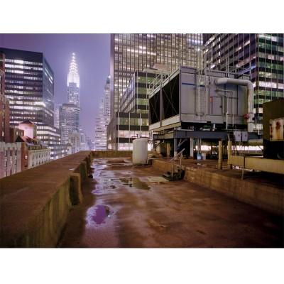 Φωτοταπετσαρία τοίχου Στην κορυφή (buildings city) 368x254cm