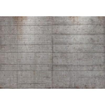 """Φωτοταπετσαρία τοίχου Komar 8-938 """"Concrete Blocks """"  368x254cm"""
