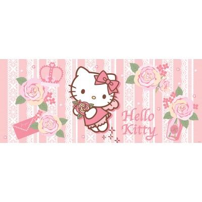 Φωτοταπετσαρία τοίχου παιδική Hello Kitty 250x104cm