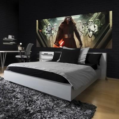 Φωτοταπετσαρία τοίχου παιδική Star Wars 250x104cm