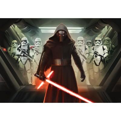 Φωτοταπετσαρία τοίχου παιδική Star Wars σε 2 διαστάσεις