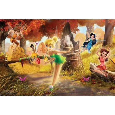 Φωτοταπετσαρία τοίχου παιδική Fairies DISNEY σε 2 διαστάσεις