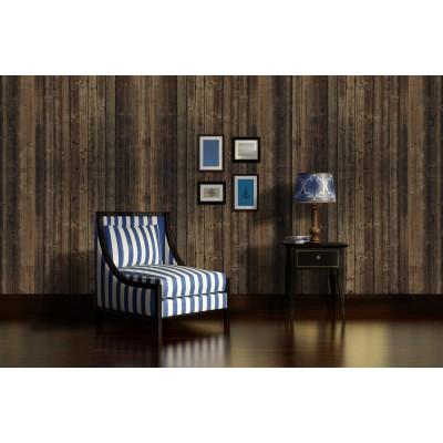Φωτοταπετσαρία τοίχου Πάνελ σε ύφος ξύλου 312x219
