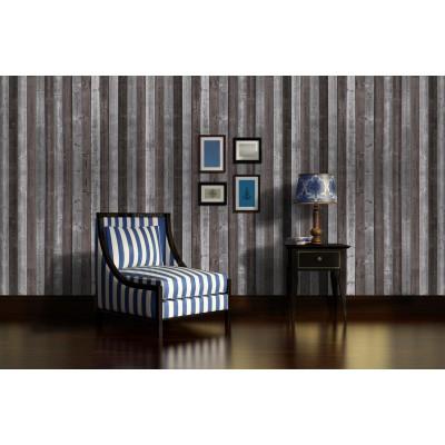 Φωτοταπετσαρία τοίχου Σκιασμένες Σανίδες Ξύλου 312x219