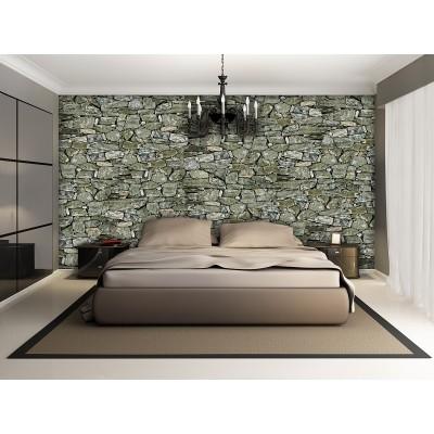 Φωτοταπετσαρία τοίχου ROCKS-Πετρώματα 312x219