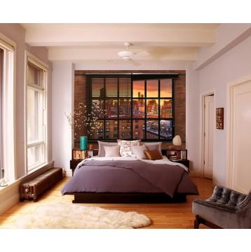 """Φωτοταπετσαρία τοίχου Komar 8-882  """"Brooklyn Brick"""" 368x254cm"""
