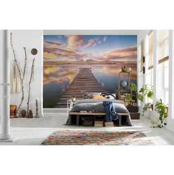 """Φωτοταπετσαρία τοίχου Komar 8-958  """"Serenity """" 368x254cm"""