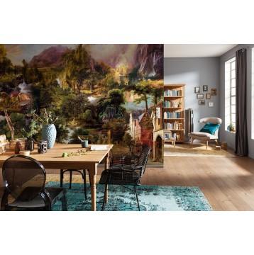 """Φωτοταπετσαρία τοίχου Vintage Komar X8-039 Non woven Vlies """"Heritage""""  400X260cm"""
