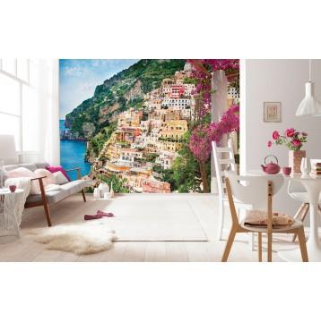 """Φωτοταπετσαρία τοίχου Komar XXL4-043 Non woven Vlies """"Positano""""  368x248cm"""