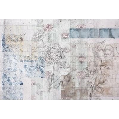 """Φωτοταπετσαρία τοίχου  Komar XXL4-068 Non woven Vlies """"Patches"""" 368x248cm"""