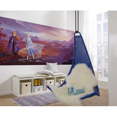 Φωτοταπετσαρία τοίχου παιδική Komar 4-4104 Frozen Panorama DISNEY  368x127cm