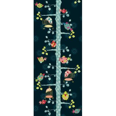 """Φωτοταπετσαρία τοίχου Komar 2-1715 My size """"Αναστημόμετρο""""  92x220cm"""