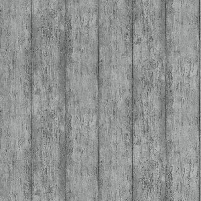 Ταπετσαρία τοίχου Rasch Γκρι Απομίμηση Ξύλου (σανίδες)  10,05x0,53