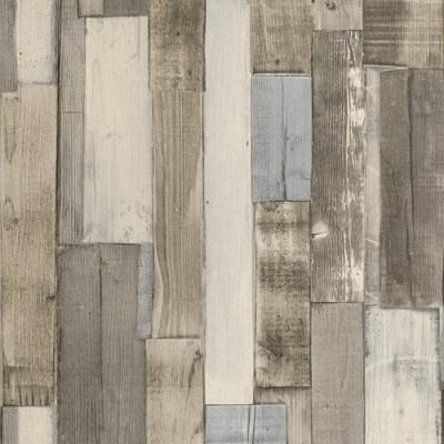 Ταπετσαρία τοίχου Rasch  Απομίμηση Ξύλου  10,05x0,53