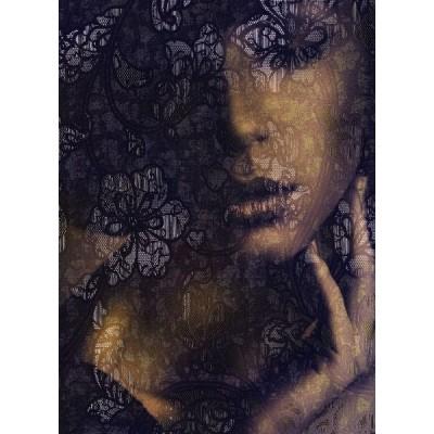 Φωτοταπετσαρία τοίχου Γυναικείο Πρόσωπο 184x248cm