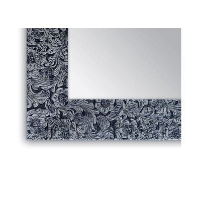 Καθρέπτης Exclusive Nirvana 10 με μοτίβο λουλουδιών OEM